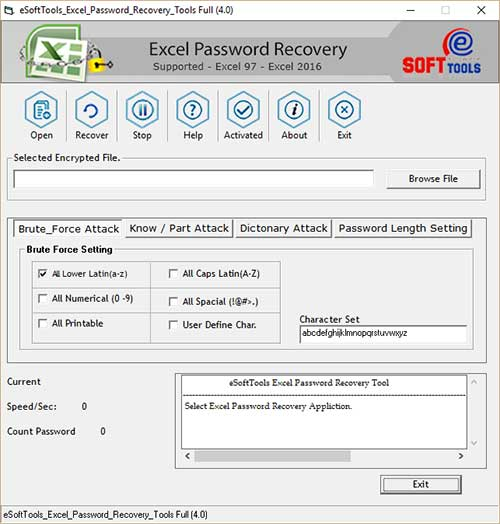 crack excel vba password freeware